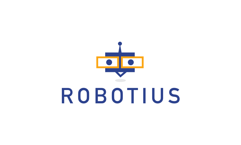 Robotius - Business name for a company in the tech industry