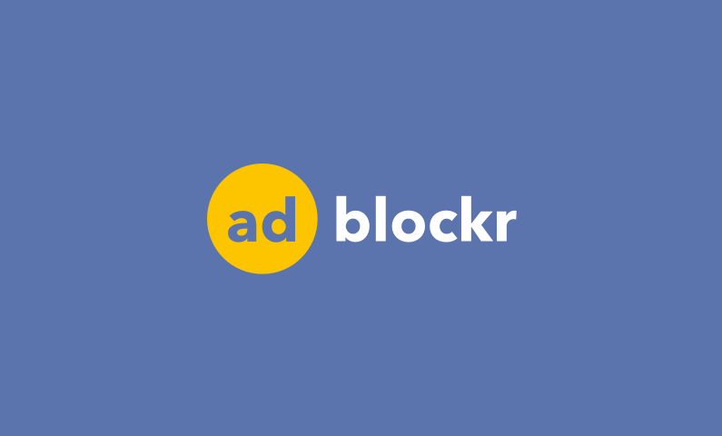 Adblockr - Advertising product name for sale