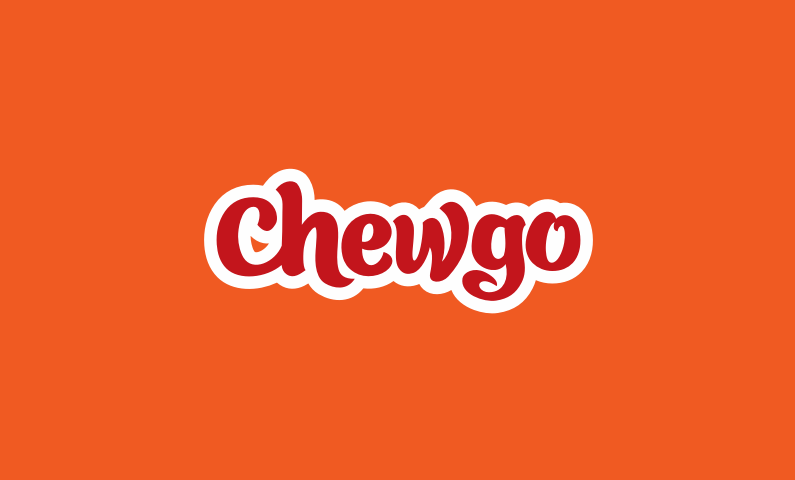 Chewgo - Consumer goods domain name for sale