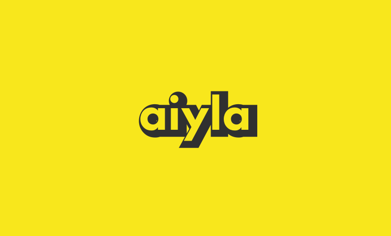 Aiyla - AI business name