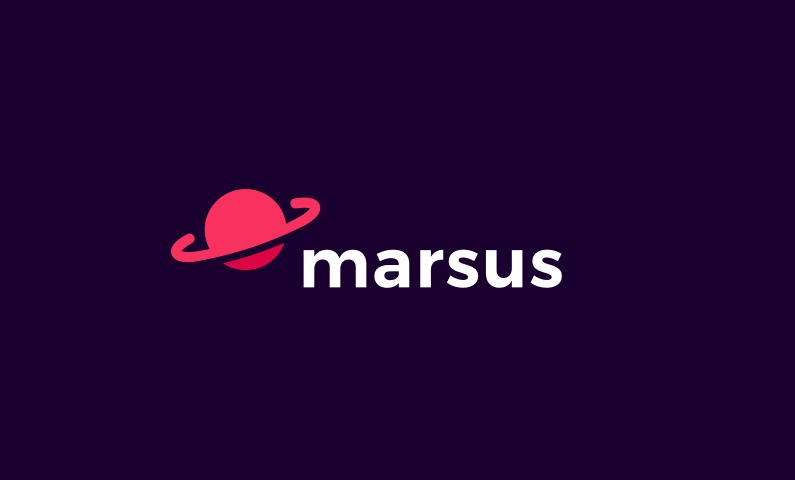 Marsus - Creative brandable domain name