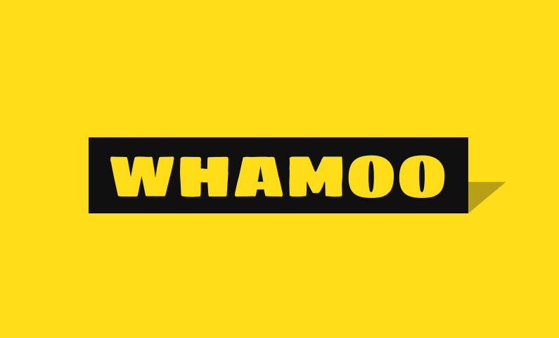 Whamoo - Fun and memorable name