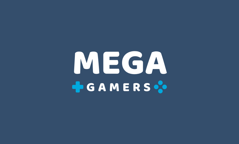 Megagamers - Video games startup name for sale