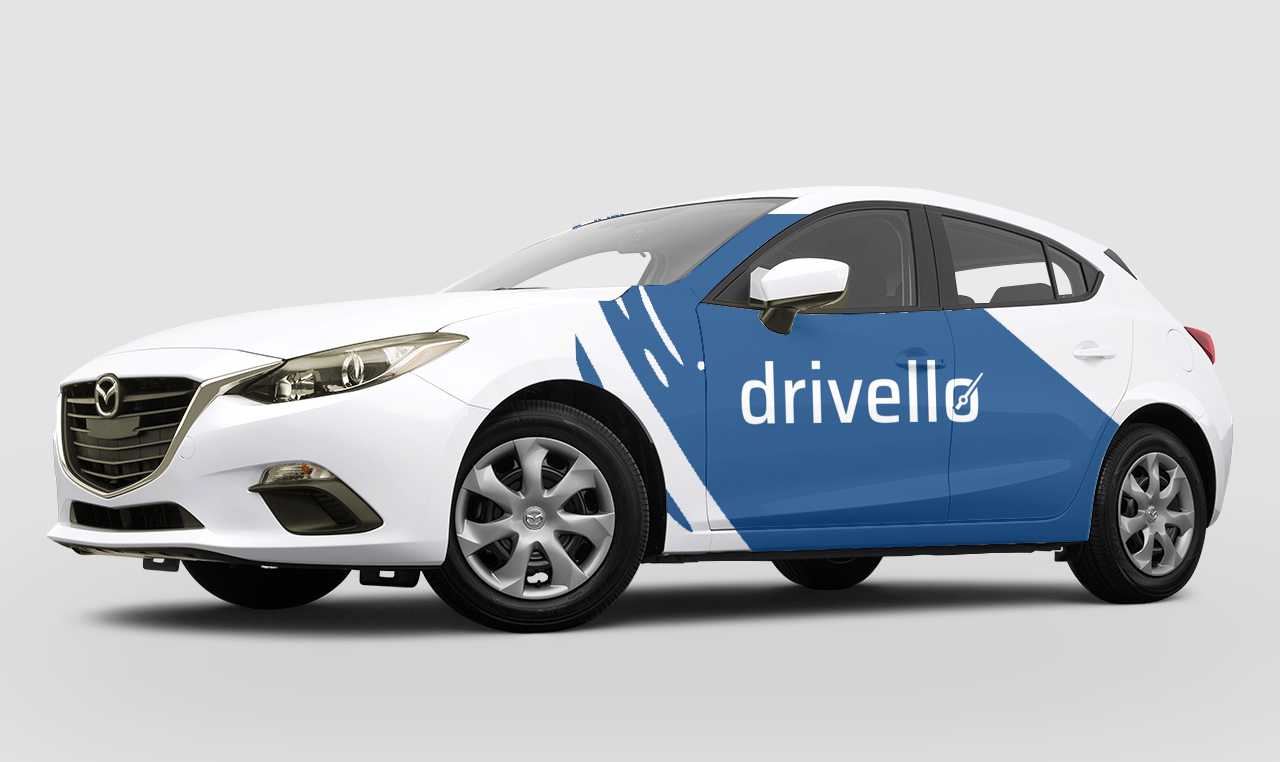 Sample branding #1 for Drivello