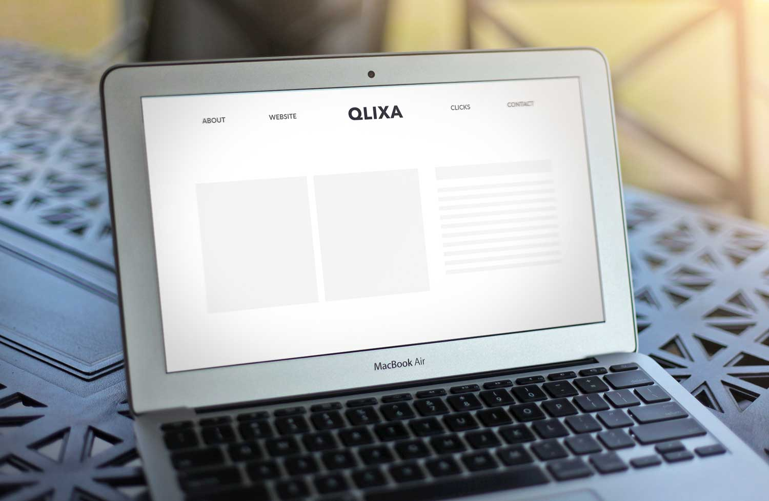 Sample branding #3 for Qlixa