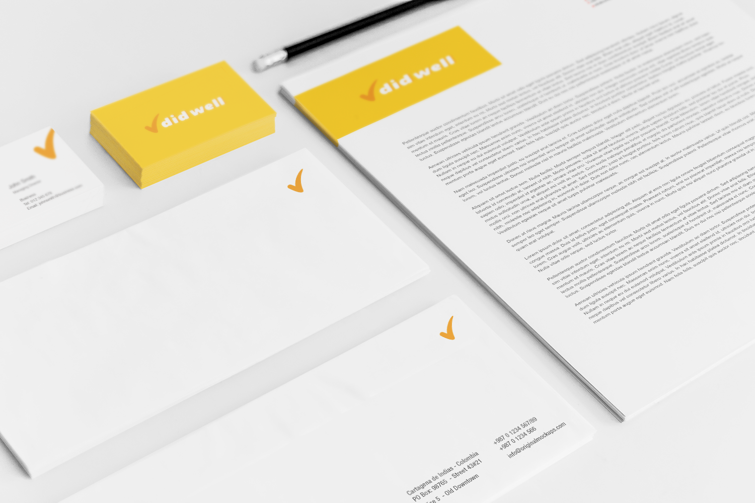 Sample branding #3 for Didwell