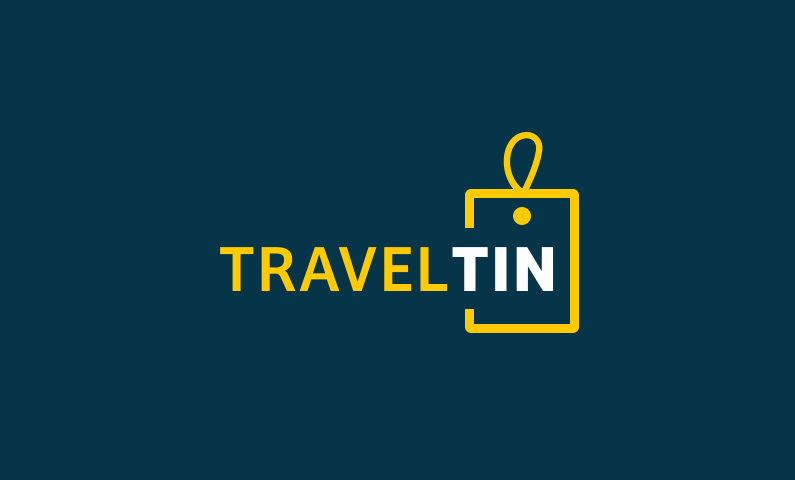 Traveltin - Travel company name for sale