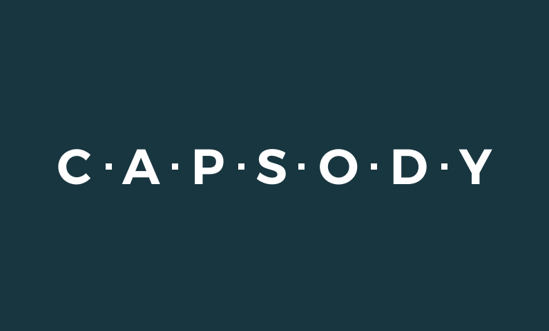 capsody - Powerful and catchy abstract brand name