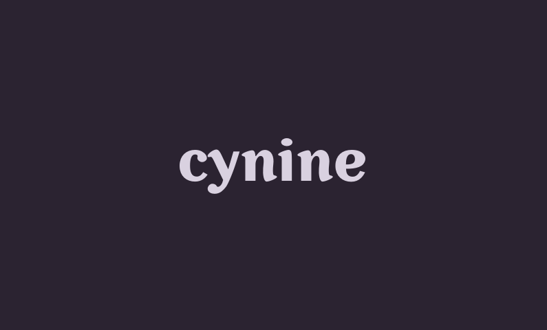 Cynine