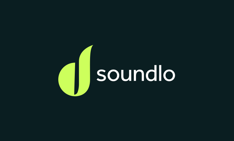 soundlo logo - A sound domain name
