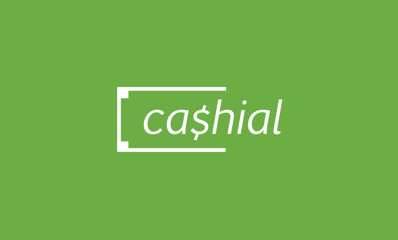 Cashial - Finance company name for sale