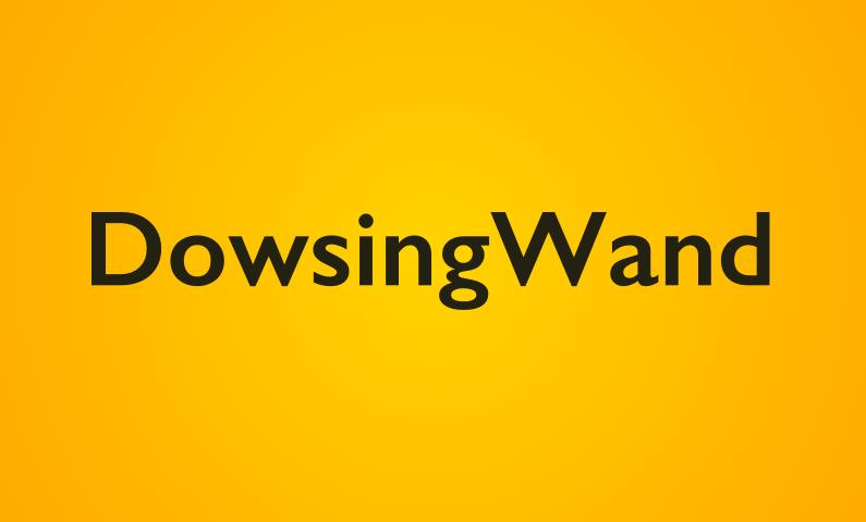 Dowsingwand