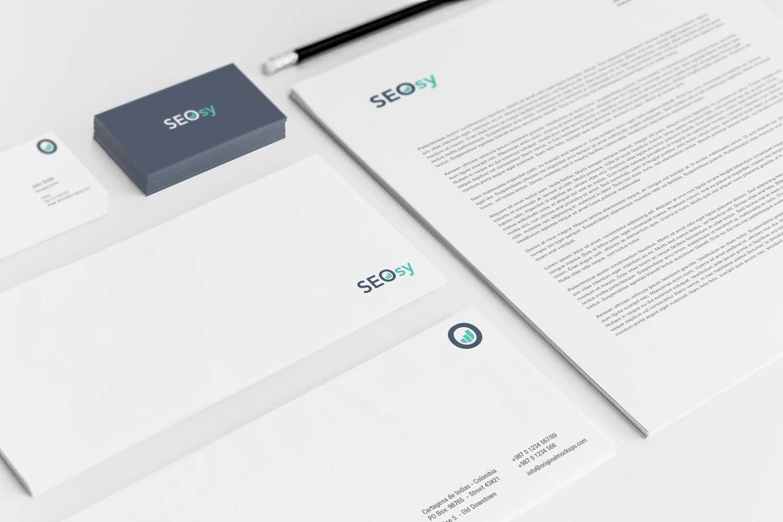 Sample branding #2 for Seosy