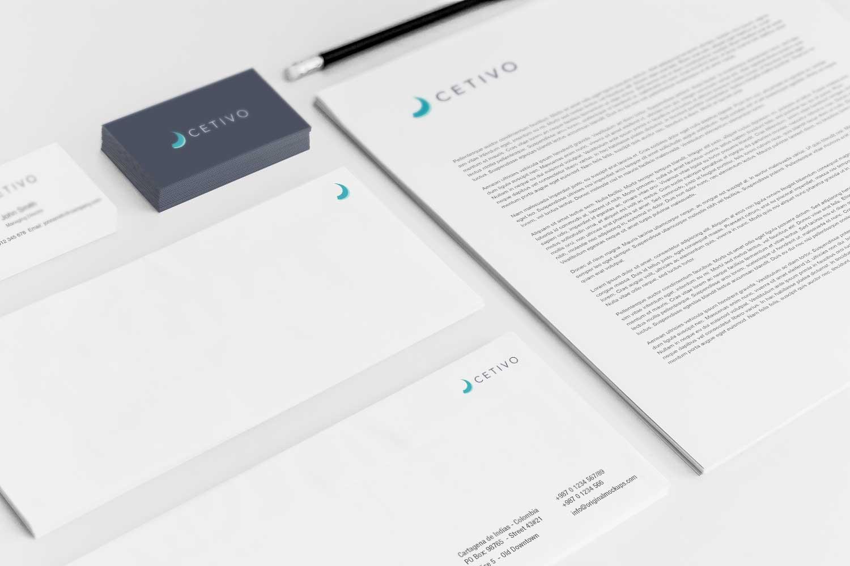 Sample branding #3 for Cetivo