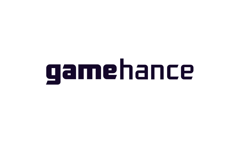 Gamehance - Video games startup name for sale