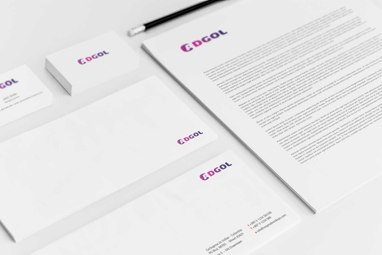 Sample branding #3 for Adgol