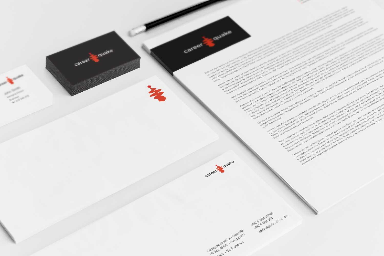 Sample branding #3 for Careerquake