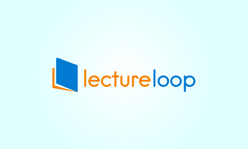 Lectureloop - Business name for a company in the education industry