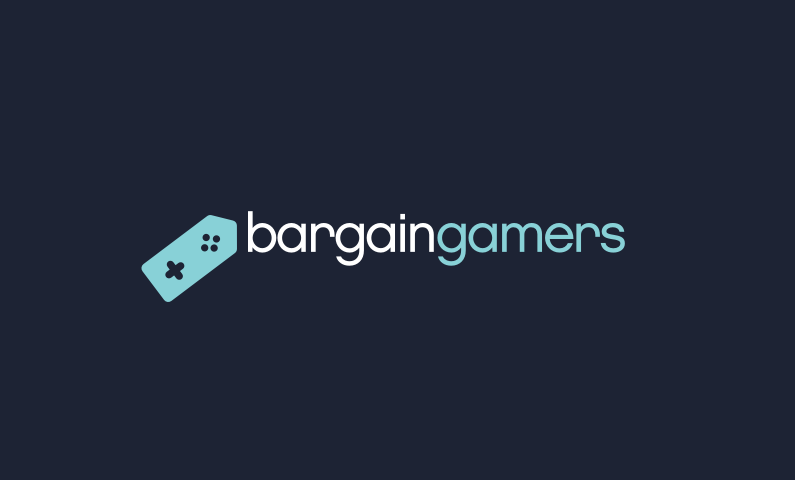 Bargaingamers - Online games startup name for sale