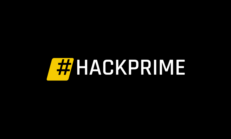 Hackprime - Clever name for coders