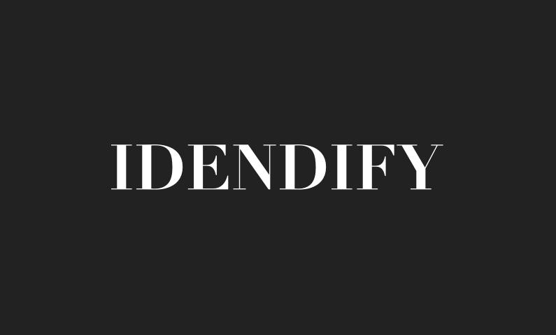 Idendify