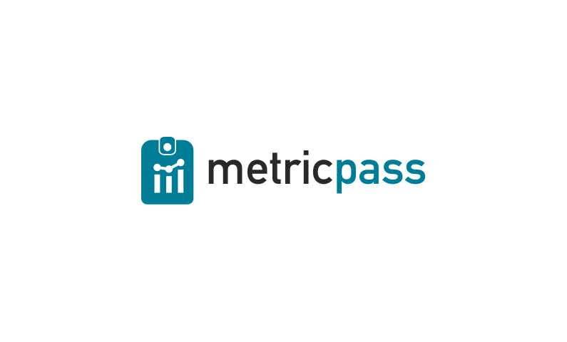 Metricpass - Calm business name for sale