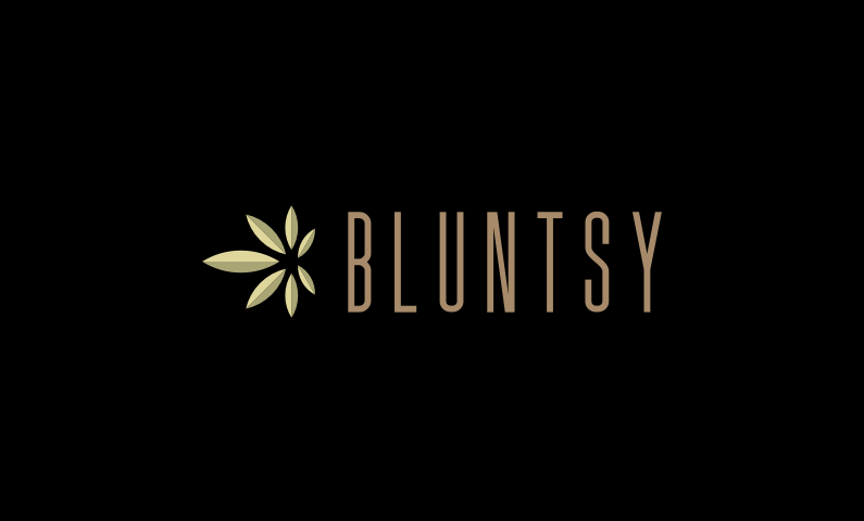 Bluntsy - Modern business name for sale