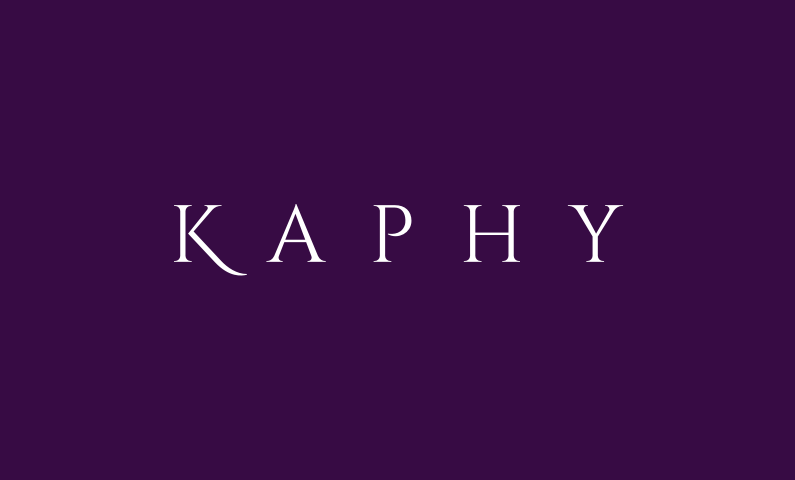 Kaphy - Original and elegant domain