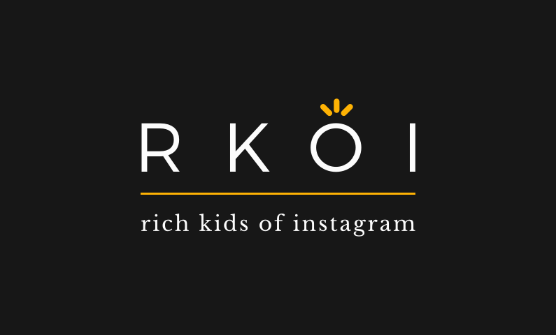 "rkoi - Business name for ""Rich Kids Of Instagram"""