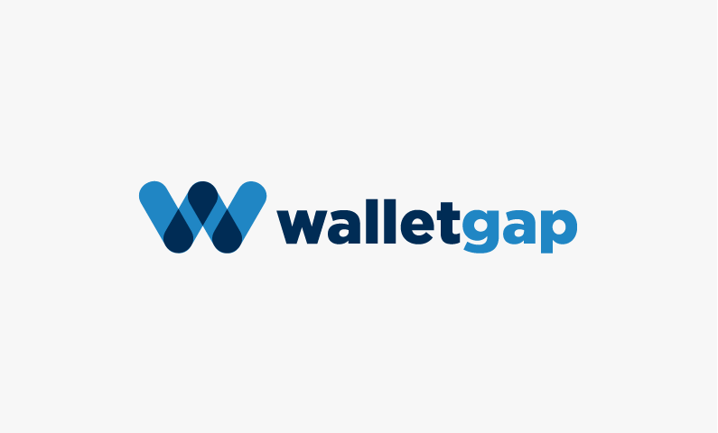 Walletgap - Fantastic wallet based domain name
