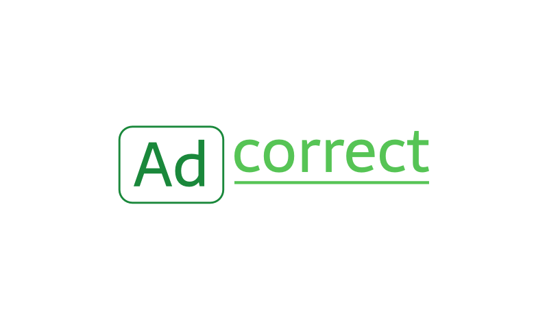 Adcorrect - Advertising business name for sale