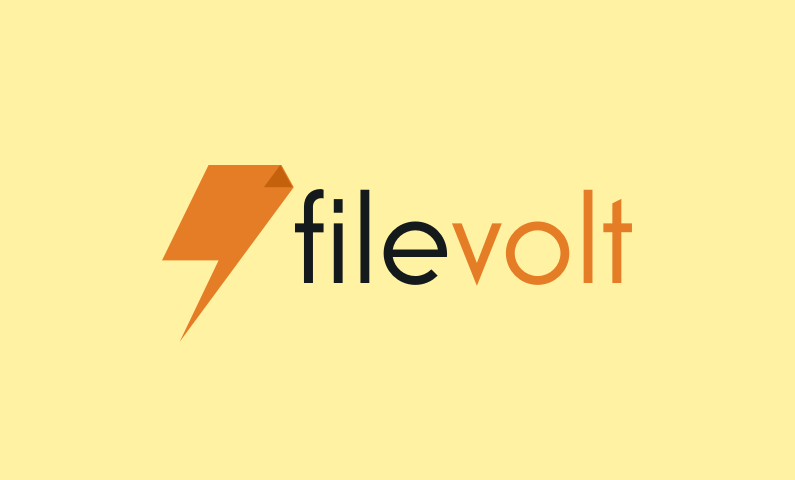 Filevolt - Clever business name for a consulting company