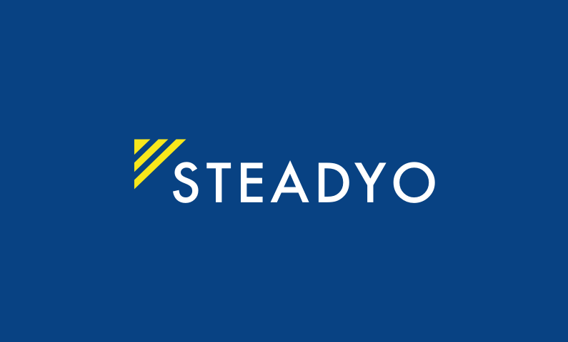 steadyo logo - Steady domain