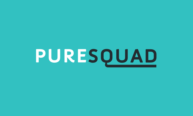 Puresquad - Great name for a team of professionals