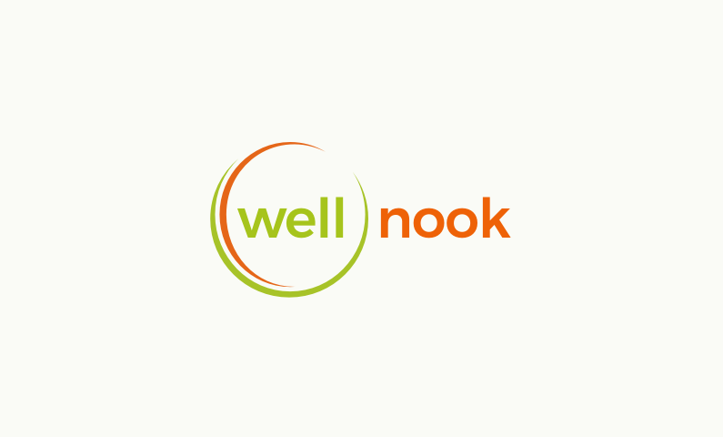 Wellnook - Health domain name for sale