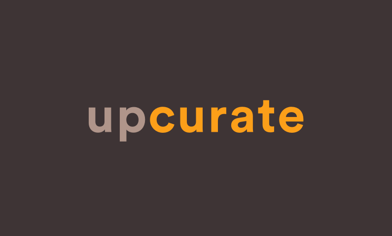 Upcurate - Retail brand name for sale
