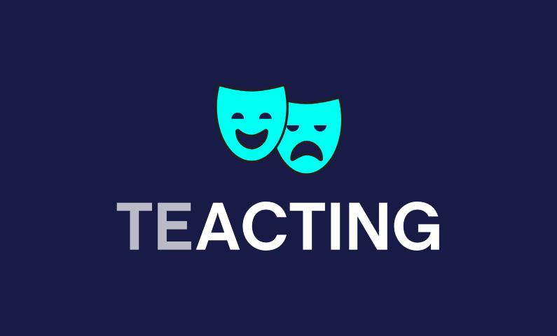 Teacting