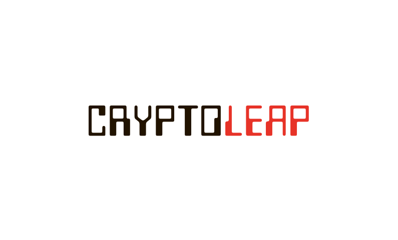 Cryptoleap - Cryptocurrency company name for sale