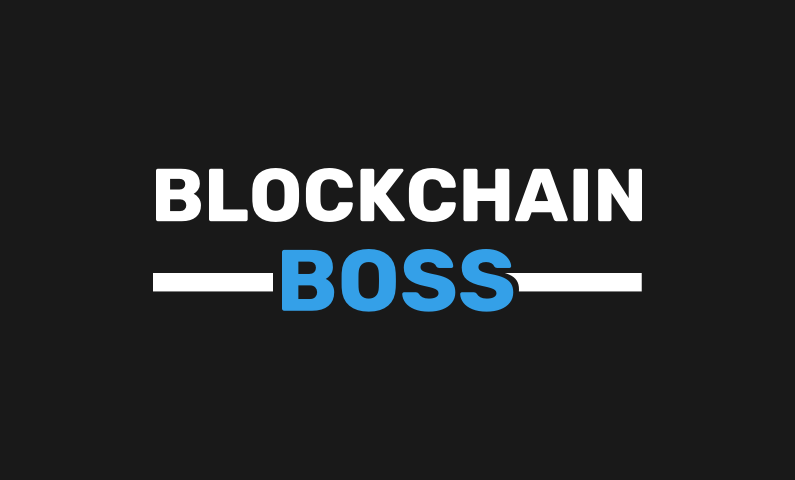 BlockchainBoss - Business name for a company in the cryptocurrency industry