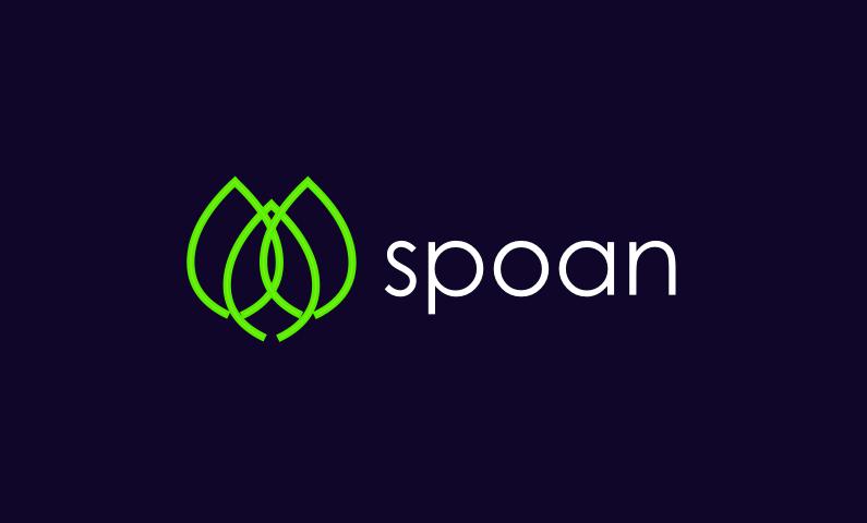 Spoan - E-commerce startup name for sale