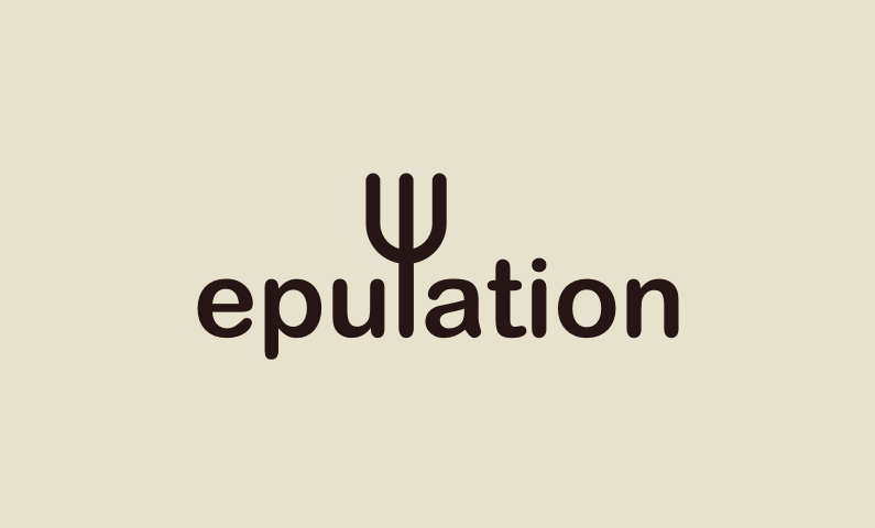 Epulation - Materials startup name for sale