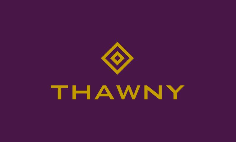 Thawny