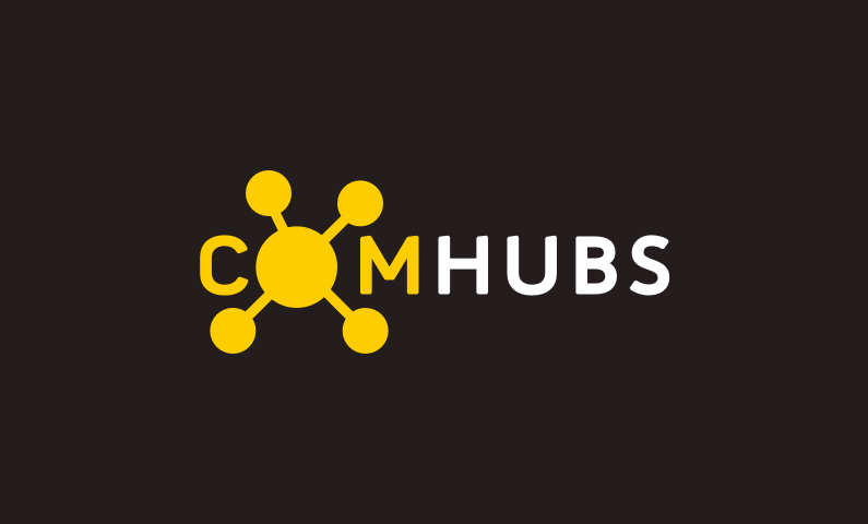 Comhubs - Powerful and memorable domain name
