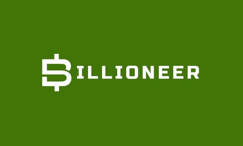 Billioneer