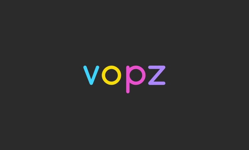 vopz logo