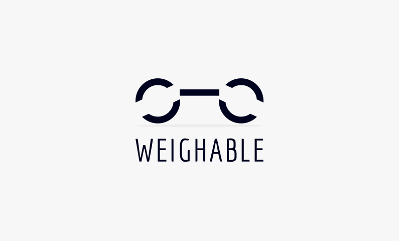 weighable logo