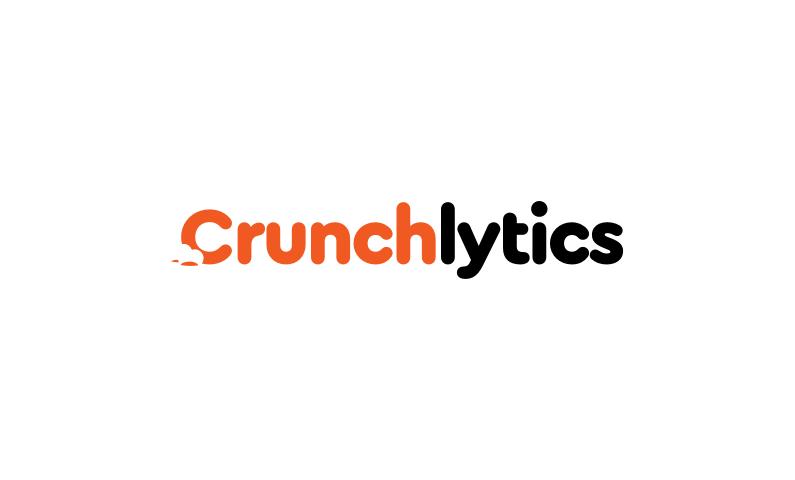 Crunchlytics - Analytics product name for sale