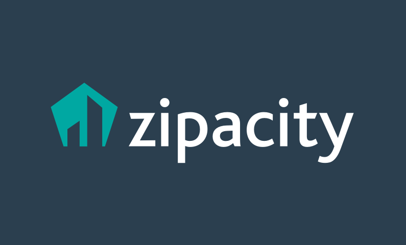 Zipacity - Catchy brand name for travel app or website