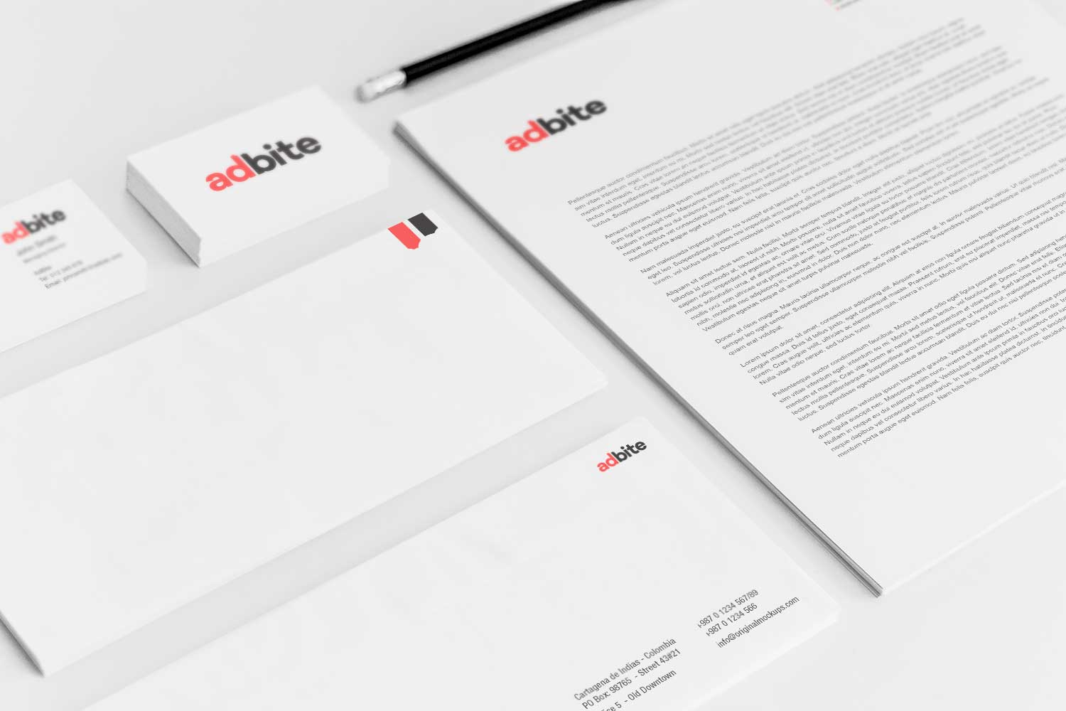 Sample branding #3 for Adbite