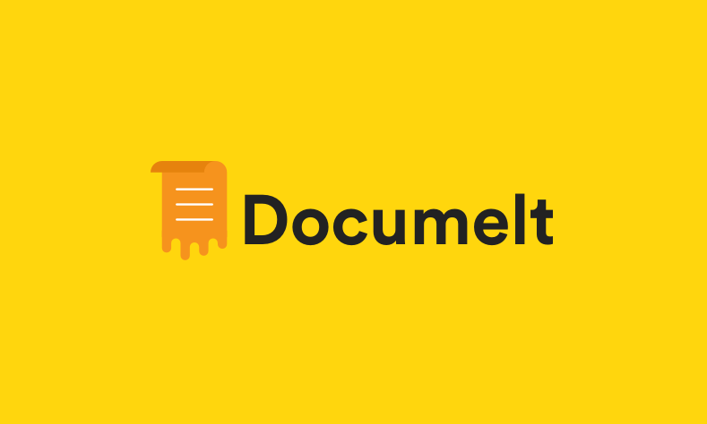 documelt - Playful and catchy brand name